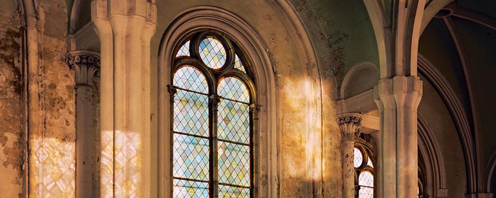 Zionskirche Fenster (Foto: Michael Scheibel)