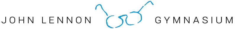 Logo John-Lennon-Gymnasium