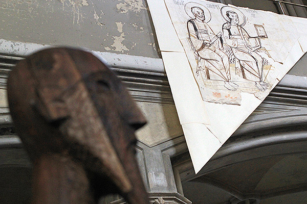Ausstellung: Balkan God