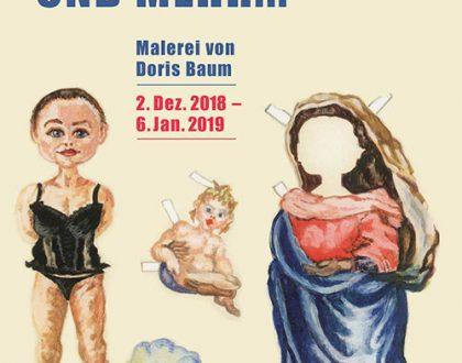 """Ausstellung: """"Marias Kleider und mehr"""" 2.12.2018-6.1.2019"""