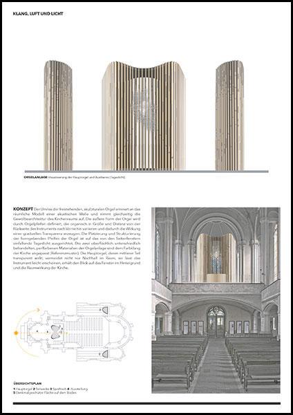 Ausstellung Orgelgestaltung
